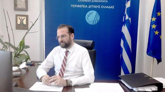 Ν. Φαρμάκης: «19 νέα έργα της Αιτωλ/νίας στο Πρόγραμμα Δημοσίων Επενδύσεων της Π.Δ.Ε.»