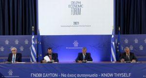 Ομιλία Νεκτάριου Φαρμάκη στο Οικονομικό Φόρουμ των Δελφών (Video –…