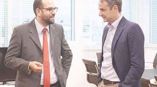 Ν. Φαρμάκης: «Συνεργασία που ως στόχο θα έχει ένα μεγάλο αναπτυξιακό άλμα»
