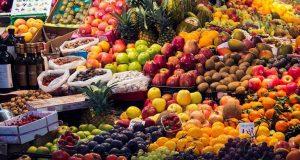 Οι εξαγωγές φρούτων και λαχανικών
