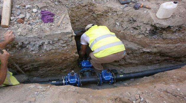 Αγρίνιο – Γ. Παπαναστασίου: «Έργο που δίνει λύση στην υδροδότηση τριών περιοχών»