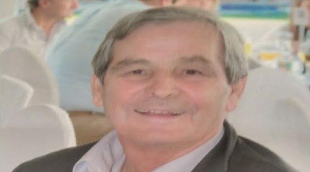 Κ.Κ.Ε. Αιτωλ/νίας: «Με μεγάλη θλίψη αποχαιρετούμε τον Θ. Λαμπροκωστόπουλο»