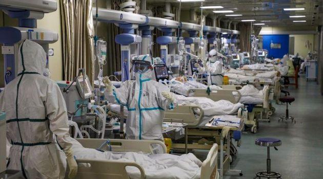 «Είμαστε σε μια αποκλιμάκωση», υποστηρίζει ο καθ. Πνευμονολογίας στην Κρήτη Νίκος Τζανάκης