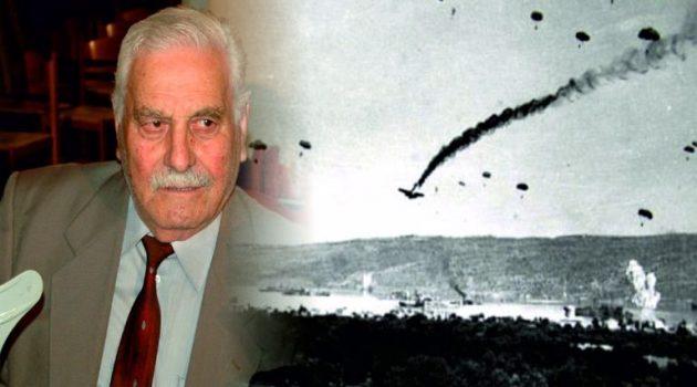 Κώστας Γιαννακόπουλος: Ένας Αγρινιώτης στη Μάχη της Κρήτης (Video – Photos)