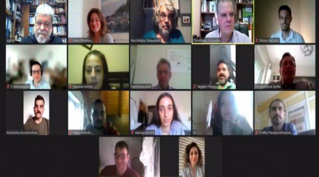 Έργο CIRCLE: 2η Διαδικτυακή συνάντηση για την Κυκλική Οικονομία