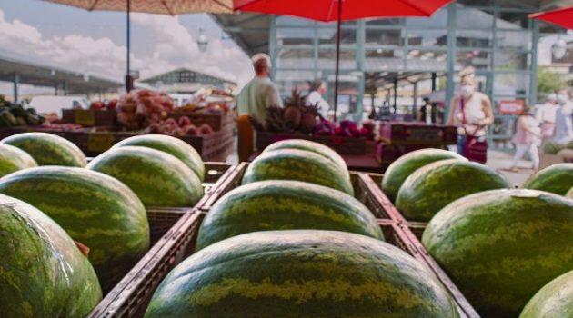 Οι εξαγωγές σε φρούτα και λαχανικά