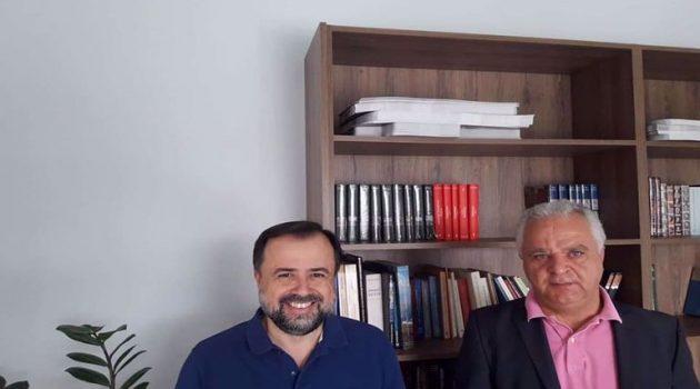 Λ. Μπλέτσας στον Antenna Star: «Να ενεργοποιηθεί η τοπική κοινωνία για το Πανεπιστήμιο» (Ηχητικό)