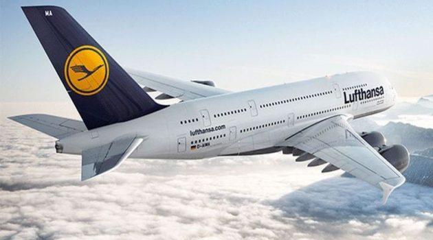Η Lufthansa για πρώτη φορά στο Άκτιο
