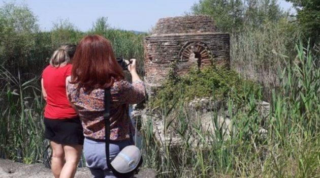 Αγρίνιο: Αυτοψία στον Βυζαντινό Ναό Αγ. Τριάδας του Μαύρικα (Photos)