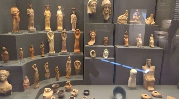 Σπύρος Κωνσταντάρας: «Αναδεικνύοντας τον πολιτισμό, την ιστορία μας» (Photos)