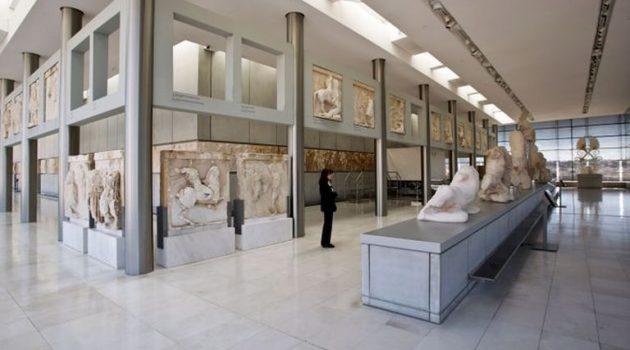 Πανέτοιμο να υποδεχτεί ξανά τους επισκέπτες του το Μουσείο της Ακρόπολης (Photos)