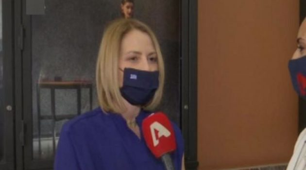 Τζένη Μπαλατσινού: «Ο Βασίλης βοηθάει πολύ, είναι εξαιρετικός στην αλλαγή πάνας» (Video)