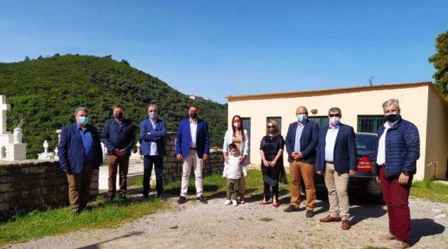 Ναύπακτος: Ανακομιδή λειψάνων Αγ. Αθανασίου γιορτάζει η T.Κ. Δάφνης (Photos)