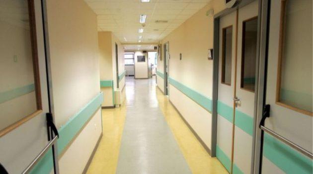 Νοσοκομείο Αγρινίου: Αυξήθηκε πάλι ο αριθμός των ασθενών στην κλινική Covid