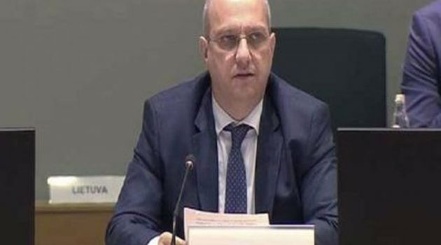 Η παρέμβαση Οικονόμου στο Συμβούλιο Υπουργών Γεωργίας