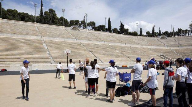 Η Ολυμπιακή Εβδομάδα στα Σχολεία με δράσεις για τους Ολυμπιακούς Αγώνες (Photos)