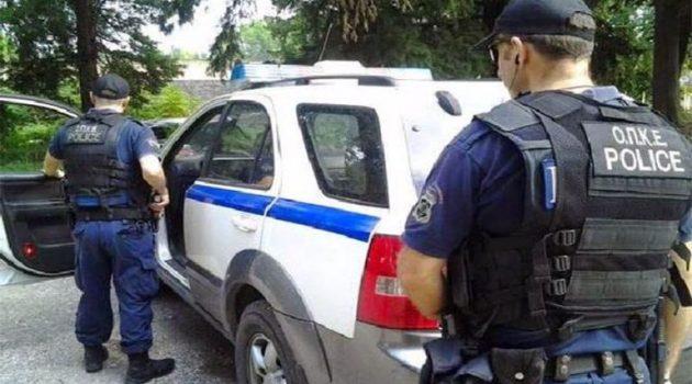 Ακαρνανία: Συνελήφθη άνδρας στην Ιόνια με χασίς