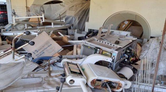 Γ. Νοσοκομείο Αιτ/νίας: Μηχανήματα για πέταμα έχουμε, γιατρούς δεν έχουμε
