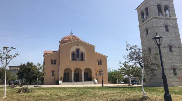 Η πρώτη Ανάσταση στον Ιερό Ναό Αγίας Παρασκευής Παναιτωλίου (Video)