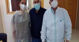 Νοσοκομείο Μεσολογγίου: Εθελοντική συνεισφορά του Ιατρικού Συλλόγου στους εμβολιασμούς