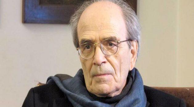 «Έφυγε» από τη ζωή ο ποιητής Κώστας Παπαγεωργίου