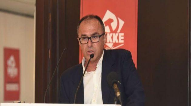 Κ.Κ.Ε. Αιτωλ/νίας: Σύσκεψη – συζήτηση με τον Ν. Παπαναστάση την Πέμπτη στο Αγρίνιο