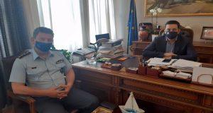 Αγρίνιο: Συνάντηση Παπαναστασίου – Γαλαζούλα μετά το αρνητικό ρεκόρ κρουσμάτων…