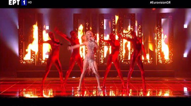 Eurovision 2021: Στον Μεγάλο Τελικό η Κύπρος και άλλες εννέα χώρες