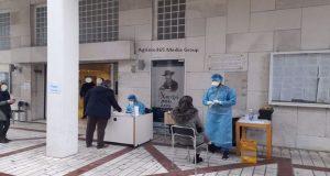 Αγρίνιο: Συνέχεια των Rapid Tests στην είσοδο του Δημαρχείου και…