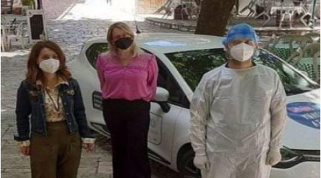 Δημαρχείο Θέρμου: Πραγματοποιήθηκαν 45 Rapid Tests και ήταν όλα αρνητικά (Photos)