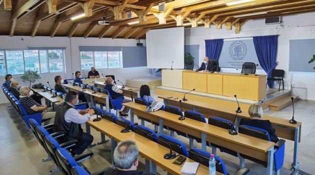 Κ. Λύρος: «Ισχυρή και βιώσιμη Γεωπονική Σχολή στο Campus του Μεσολογγίου» (Photo)