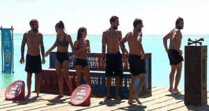 «Survivor»: Ο Ναυπάκτιος Γ. Ασημακόπουλος βούτηξε… γυμνός στη θάλασσα (Video)