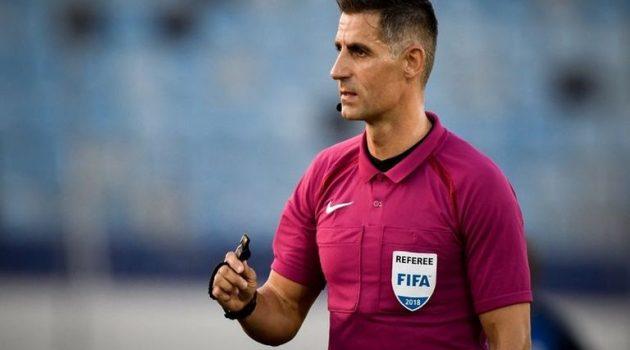 1ος Αγώνας Μπαράζ: Ο Σιδηρόπουλος διαιτητής στο Ξάνθη – Παναιτωλικός