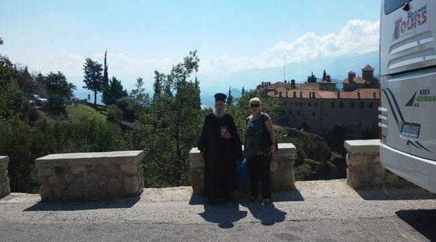 Πενθεί ο Πολιτιστικός Σύλλογος Χουνιωτών για τον θάνατο του π. Κωνσταντίνου (Photos)