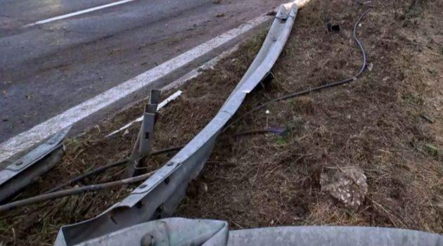 Τραγωδία στα Τρίκαλα: Νεκρός οδηγός μηχανής σε τροχαίο