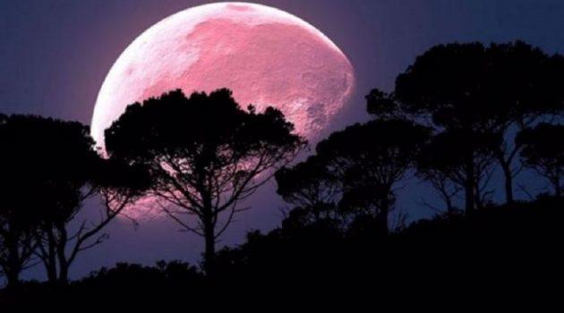 «Φεγγάρι των Λουλουδιών»: Σπάνιο φαινόμενο την Τετάρτη – Η μεγαλύτερη υπερπανσέληνος ορατή από την Ελλάδα