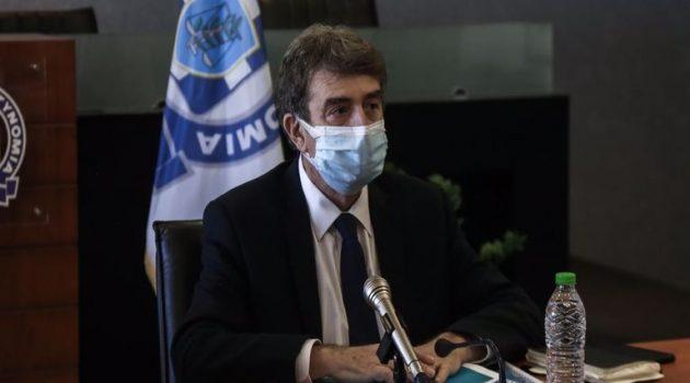 Οργανωμένο έγκλημα: Ονόματα και διευθύνσεις έδωσε στον Άρειο Πάγο ο Χρυσοχοΐδης