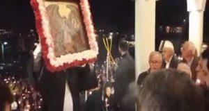 Αγρίνιο: Στις 10:30 το βράδυ θα ακουστεί το «Χριστός Ανέστη»