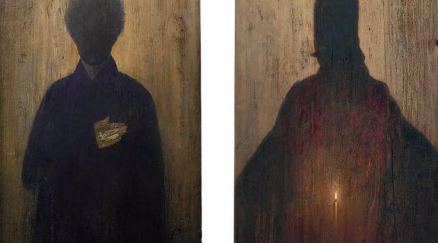 Ο Χρ. Μποκόρος στο Μουσείο «Μπενάκη»: Η Επανάσταση του 1821 σε θαλασσόξυλα και ύφασμα (Photos)