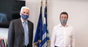 Φ. Ζαΐμης: «Η Περιφέρεια Δ. Ελλάδας θέλει να ενισχύσει τη…