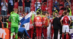 Euro 2020: Το «ευχαριστώ» της U.E.F.A. σε Δανία και Φινλανδία