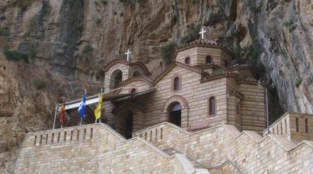 I.M. Αγίας Ελεούσης: Θεία Λειτουργία και Παράκληση την Κυριακή