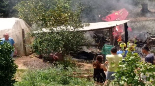 Ηλεία: Έρευνα από την Επιτροπή Διερεύνησης Ατυχημάτων και Ασφάλειας Πτήσεων