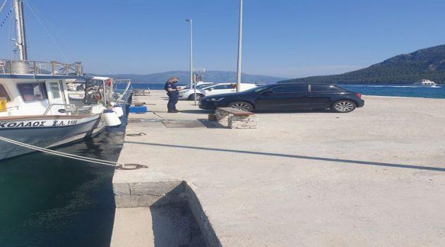 Μύτικας: Kλήσεις και αφαίρεση πινακίδων στο λιμάνι