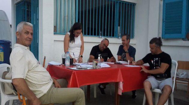 Ολοκληρώθηκαν την Τετάρτη οι Εκλογές της Αερολέσχης Αγρίνιου (Photos)