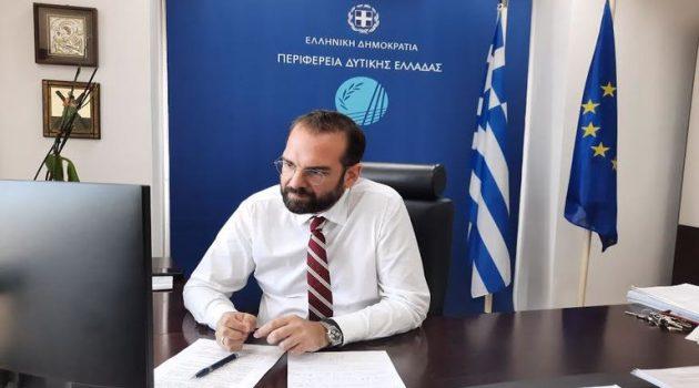 Ν. Φαρμάκης: «7 ενεργ. κοινότητες και το μεγαλύτερο συνεργατικό φωτοβολταϊκό πάρκο στην Ευρώπη»