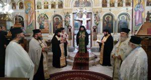 Με τη δέουσα εκκλησιαστική λαμπρότητα πανηγύρισε ο Ι.Ν. Αγίας Τριάδος…