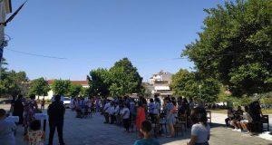 Αγρίνιο – Ι.Ν. Αγίας Τριάδος: Μαθητικός Διαγωνισμό για τα 200…