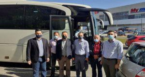 O Ε.Σ. χαιρετίζει την έναρξη δρομολογίων από τον Δήμο Αγράφων…