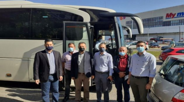 O Ε.Σ. χαιρετίζει την έναρξη δρομολογίων από τον Δήμο Αγράφων προς το Αγρίνιο